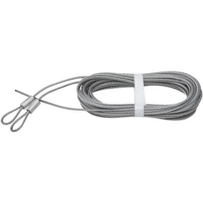 National 1/8 In. Dia. x 12 Ft. L. Garage Door Extension Cable (2 Count)