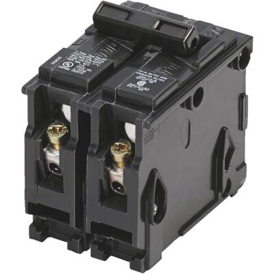 Connecticut Electric 40A Double-Pole Standard Trip Interchangeable Packaged Circuit Breaker