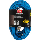 Do it Best 100 Ft. 16/3 Industrial Outdoor Extension Cord Image 1