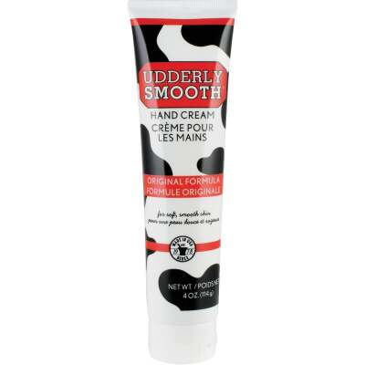 Udderly Smooth 4 Oz. Tube Udder Cream Lotion