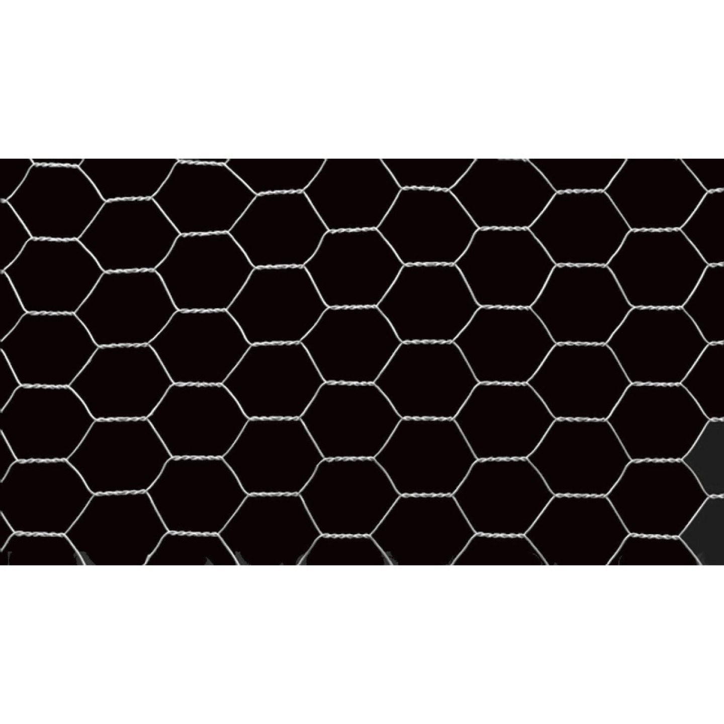Do it 2 In. x 24 In. H. x 25 Ft. L. Hexagonal Wire Poultry Netting Image 3